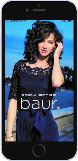 BAUR Shopping App